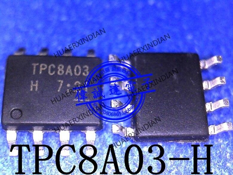 1 piezas nuevo Original TPC8A03-H TPC8A03 SOP8 en stock imagen real