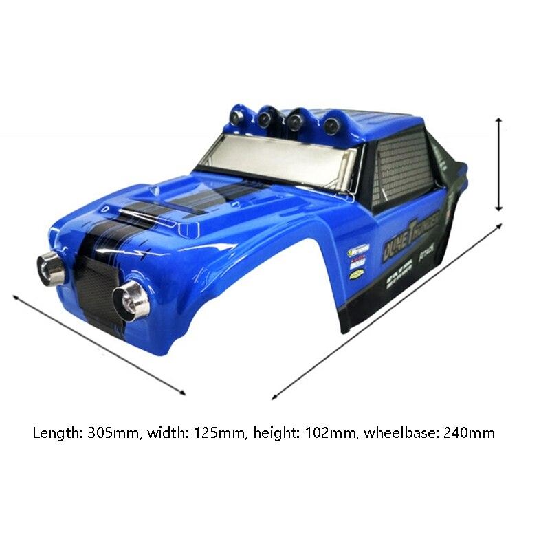 for HBX 12891 1/12 DESERTRC Car Body Shell 891-B002 RC Car Part for HBX 12891 RC Car Body Shell enlarge