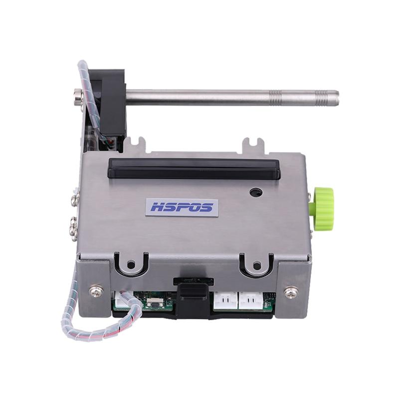 2 بوصة كشك جزءا لا يتجزأ الحرارية استلام الطابعة مع القاطع RS232/TTL USB واجهة HS-K24