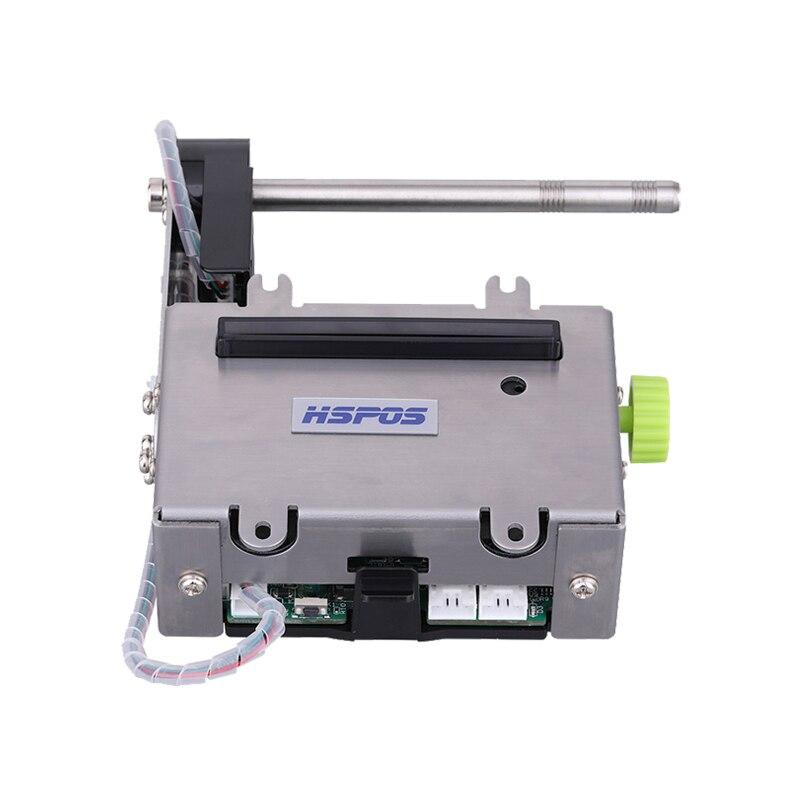 2 zoll Thermische kiosk Drucker mit auto cutter unterstützung Papier in der nähe ende sensor funktion und echtzeit überwachung HS-K24