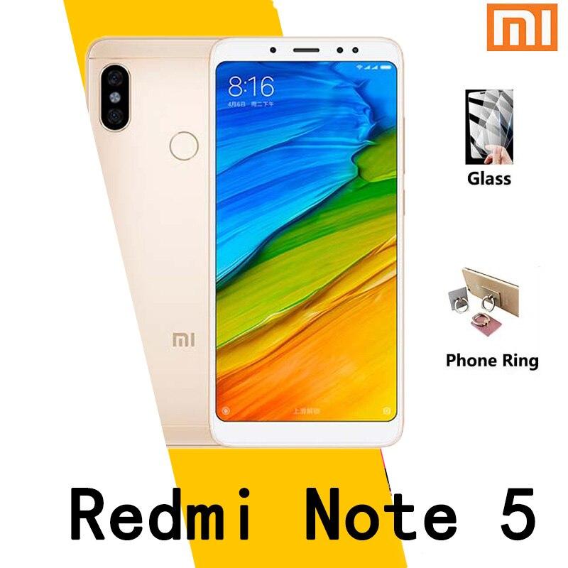 Smartphone Xiaomi Redmi Nota 5 4g 64g snapdragon 636*2160*1080, 5,99 HD pantalla...
