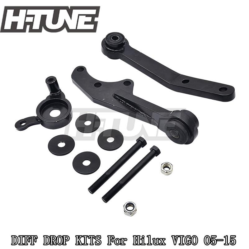 H-TUNE 4x4 Accesorios cuna brazo estilo frente 2