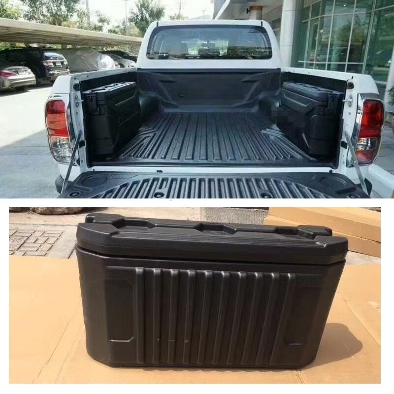 Storage box truck tooling box boxes fit for Hilux Mu-x D-max Navara L200 STORAGE BOX auto exterior accessories parts