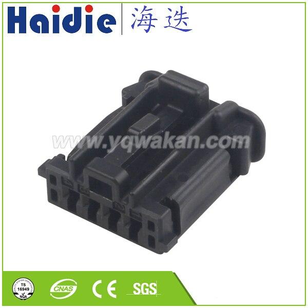 شحن مجاني 5 مجموعات 4pin السيارات الكهربائية التوصيل تسخير سلك التوصيل موصل بلاستيك 98817-1041