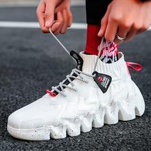 Tapis de course hommes chaussures décontractées hommes chaussures de sport en plein air chaussures respirantes ultralégères chaussures de sport transfrontalières marée chaussures hommes chaussures