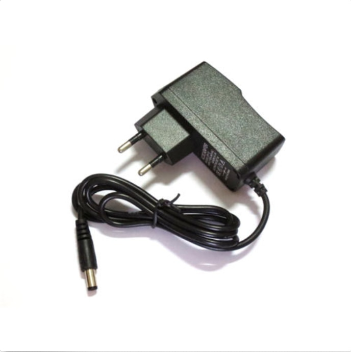 Fuente de alimentación CA/CC, adaptador de 9V con enchufe europeo para sistema maestro Sega, 2 paquetes de 4 consola II