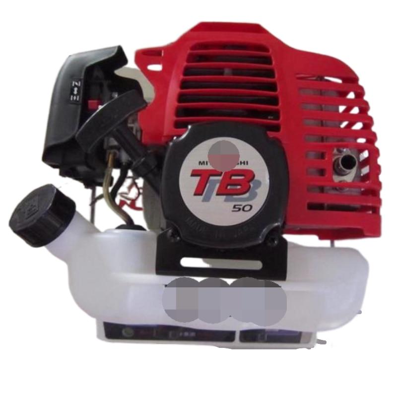 TB50 GASOLINE ENGINE TU50 52CC 2T PETROL MOTOR  BACKPACK AUGER BLOWER BRUSHCUTTER CLIPPER TRIMMER SPRAYER FINISHED UNIT