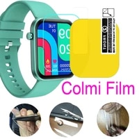 screen film for colmi p15 p12 p9 p8 seproplus screen protector bracelet protective films smart watch protection protector