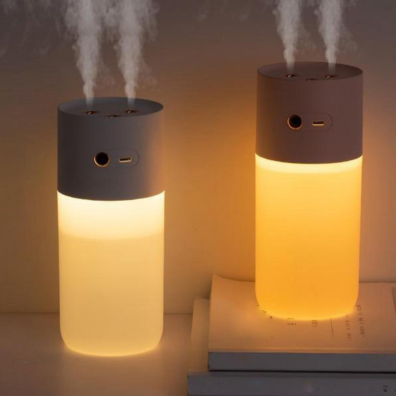 Светодиодный ультразвуковые увлажнители, диффузор эфирного масла, ароматерапия, очиститель воздуха