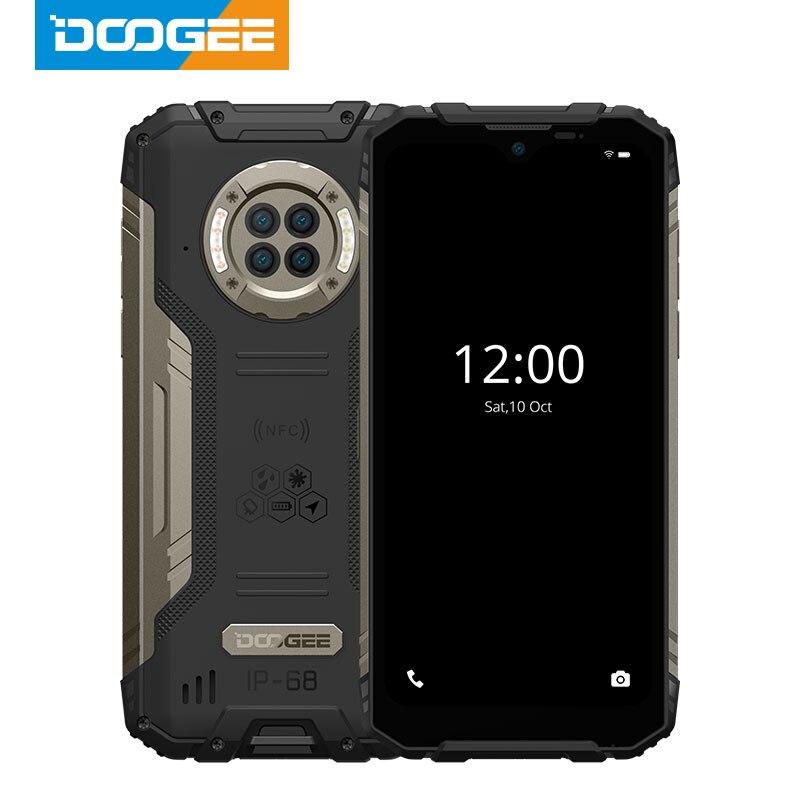 Перейти на Алиэкспресс и купить DOOGEE S96 Pro Водонепроницаемый смартфон с четырёхъядерным процессором Helio G90, ОЗУ 8 ГБ, ПЗУ 128 ГБ, 48 МП, 20 МП, 6350 мАч