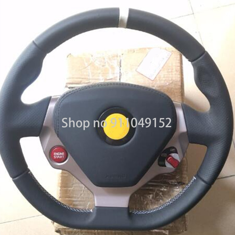 Car steering wheel fer ra ri california steering wheel control suspension steering fixed wheel multimedia button assembly