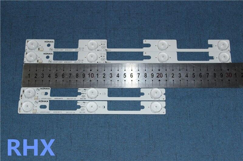 16 قطعة/الوحدة LCD الخلفية بار ل Konka LED32F1170CF/LED32G100 LED32F1100CF 100% جديد