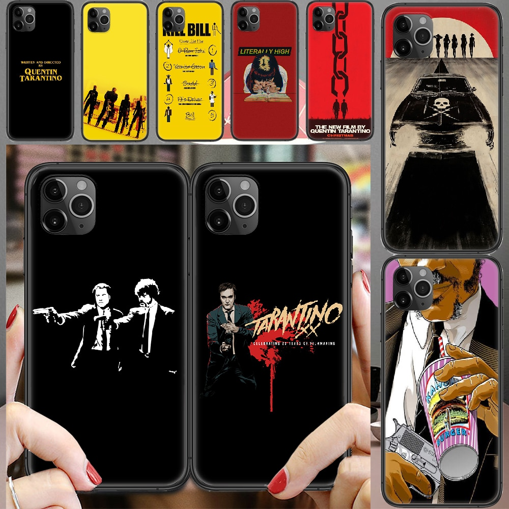 written-directed-quentin-tarantino-phone-case-cover-hull-for-iphone-5-5s-se-2-6-6s-7-8-12-mini-plus-x-xs-xr-11-pro-max-black-3d