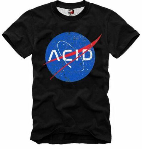 Camiseta Unisex ácido Lsd Dmt Salvia Meskalin Gbl 3864 2019