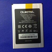 Oukitel U7 MAX Battery 100% Original 2500mAh Backup Battery Replacement For Oukitel U7 MAX Mobile Ph