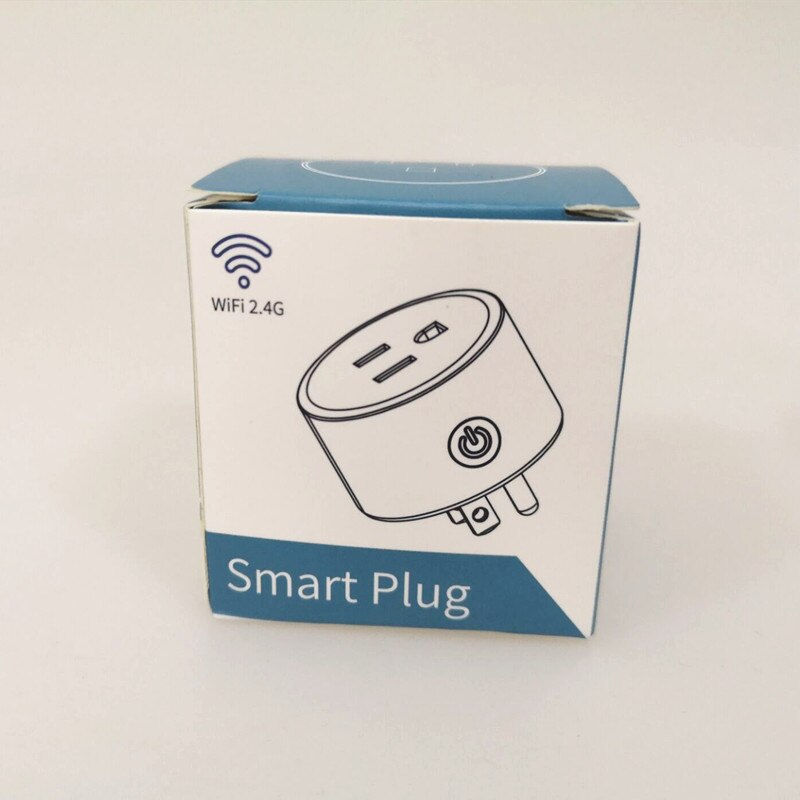 US WiFi Plug Smart for Tuya Timing Socket Power Outlet Adapter Voice Control Switch Work with Alexa Google enlarge