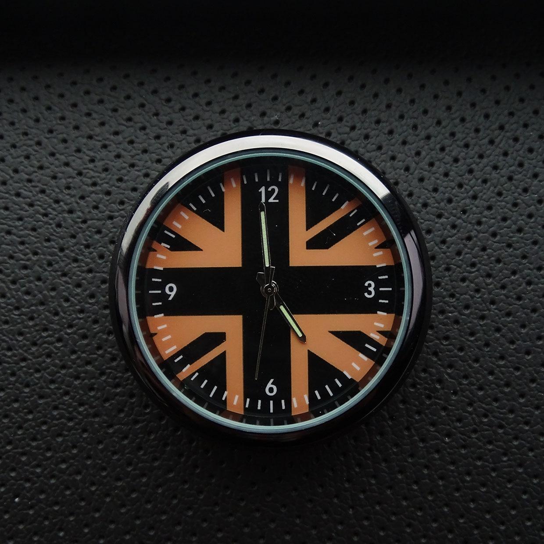Interior do carro relógio Carro relógio eletrônico para mini cooper Clubman Roadster Conuertible Escotilha John Cooper Works F55 F56 F60 R60 r56