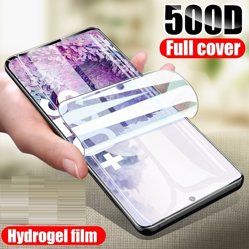Hydrogel Film for samsung A51 A71 A50 A30 a 51 a31 a21s  screen protective for samsung galaxy A71 A51 glass