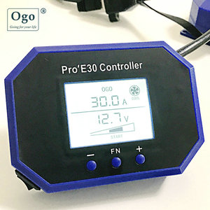 Image 2 - OGO PROE30 интеллектуальный жк дисплей PWM, динамическая работа с экономией топлива HHO