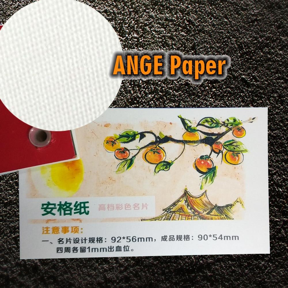 Бумага с линиями, индивидуальная визитная карточка с индивидуальным логотипом, специальная бумага, бесплатная доставка