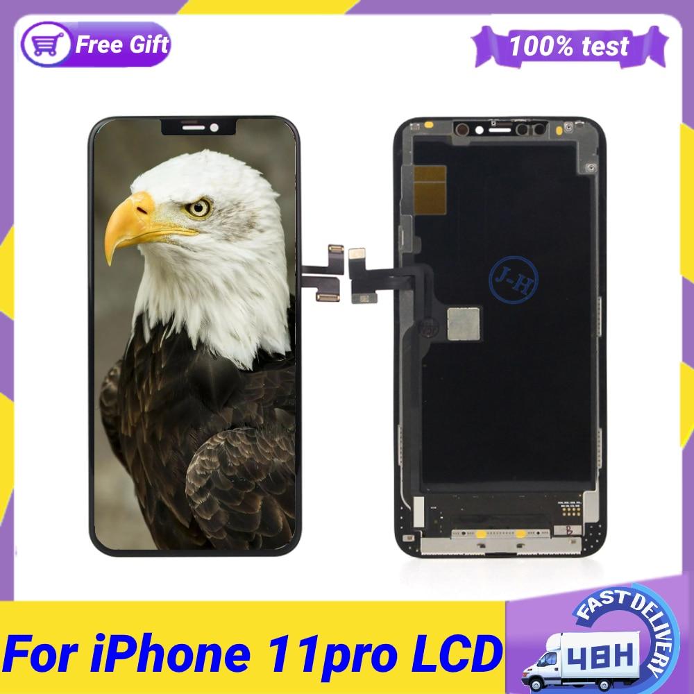 Pantalla LCD OLED INCELL para iPhone 11 PRO Max, montaje de digitalizador...