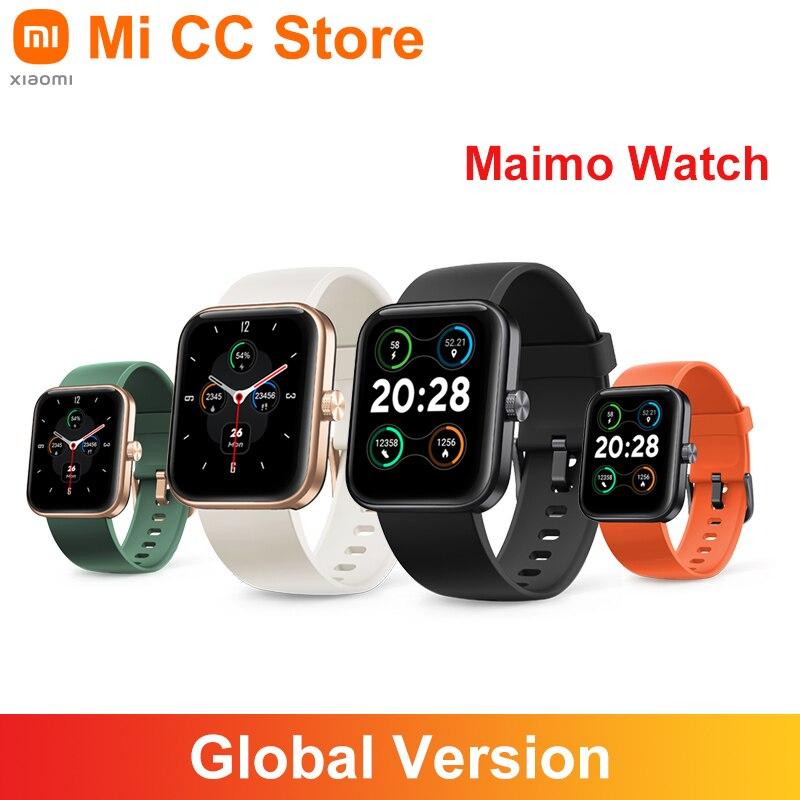 النسخة العالمية ساعة Maimo 1.69