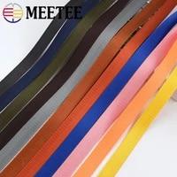 10meters herringbone 20mm nylon webbing ribbons dog collar backpack knapsack strap belt tape bias binding diy sewing accessories