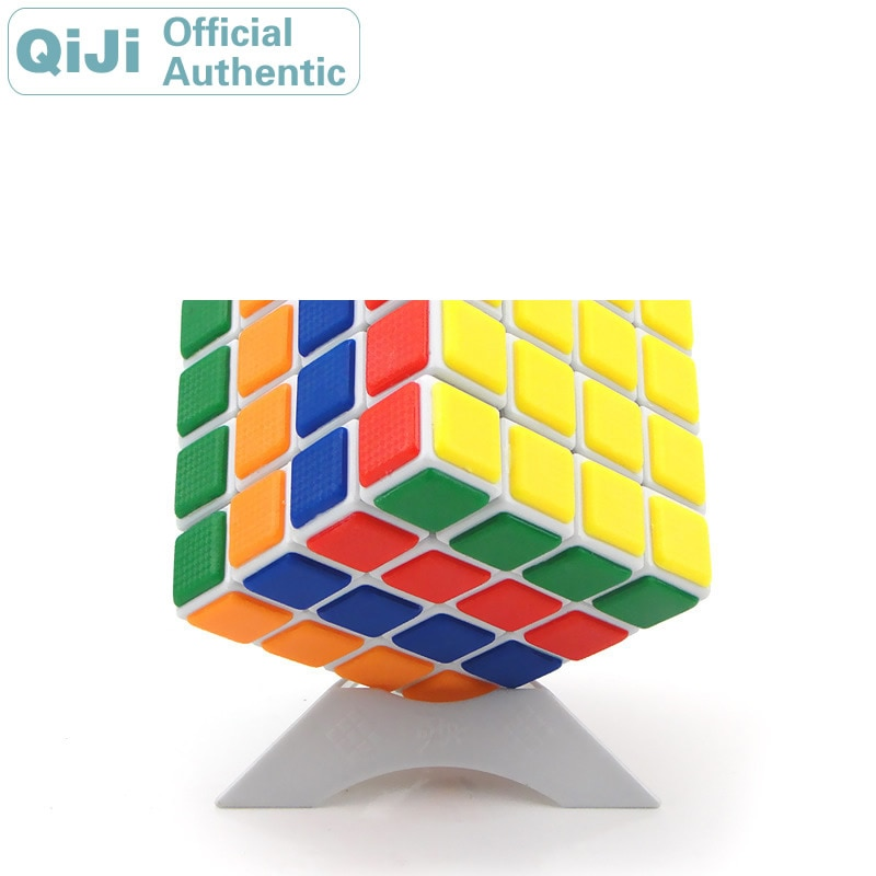 QiJi 4x4x4 Magic Cube QJ 4x4 Cubo Magico Professional Neo Speed Cube Puzzle Antistress Educational Toys For Children 4x4x4 qiyi magic cube professional speed puzzle cube educational toys for kids children xmas gifts cubo magico rubic