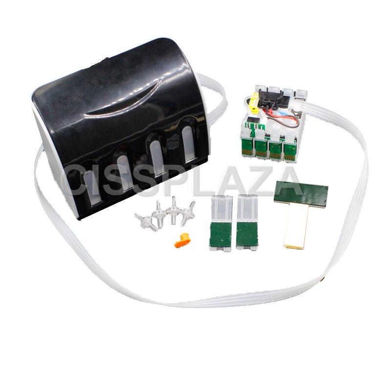 Compatível para Epson Cissplaza Conjunto Nova Europa 603 Ciss xp 2100 2105 3100 3105 4100 4105 Impressora T603xl 603xl Cis 1