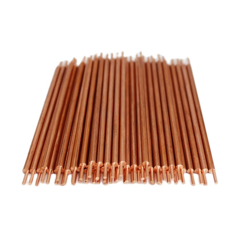 Wholesale 1000pcs 3x100mm Point 1.4mm Welding Pin Soldering Needle Spot Welder Machine Alumina Copper
