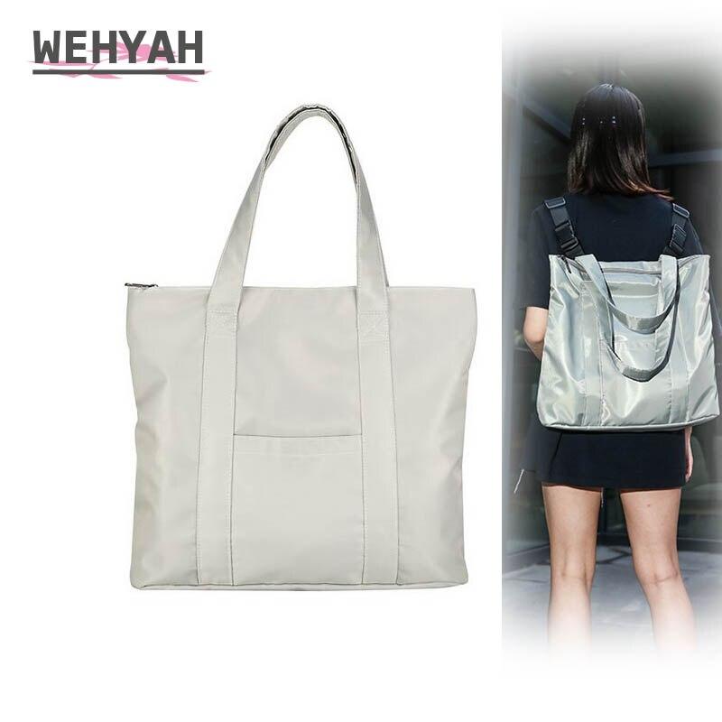 Wahyah mulheres crossbody sacos para as mulheres packbag saco de compras náilon bagpack saco de escola estudantes bolsas de viagem zy017