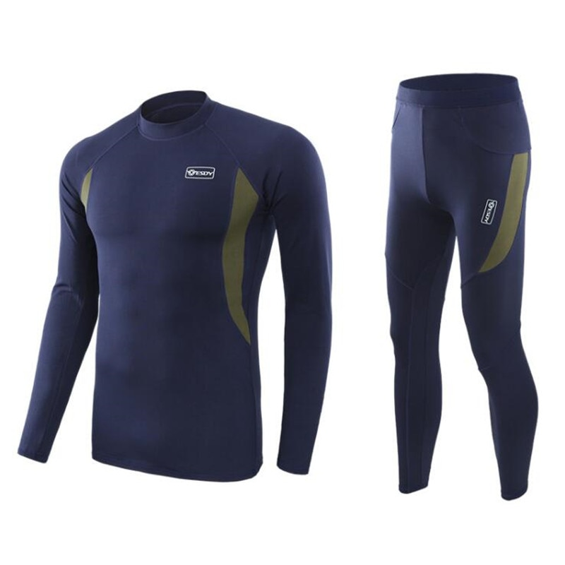 2021 Top Quality New Thermal Underwear Men Underwear Sets Compression Fleece Sweat Quick Drying Thermo Underwear Men Clothing top quality new thermal underwear men underwear sets compression fleece sweat quick drying thermo underwear men clothing s 3xl