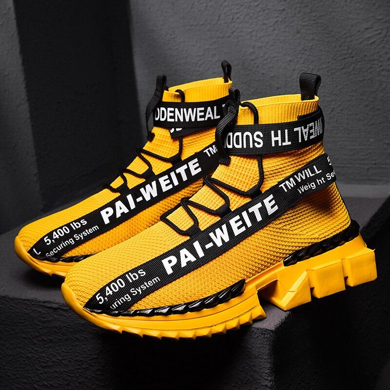 Zapatillas deportivas transpirables de alta calidad para hombre, zapatillas urbanas para hombre, calzado para correr al aire libre, zapatillas deportivas para gimnasio, zapatillas deportivas para hombre