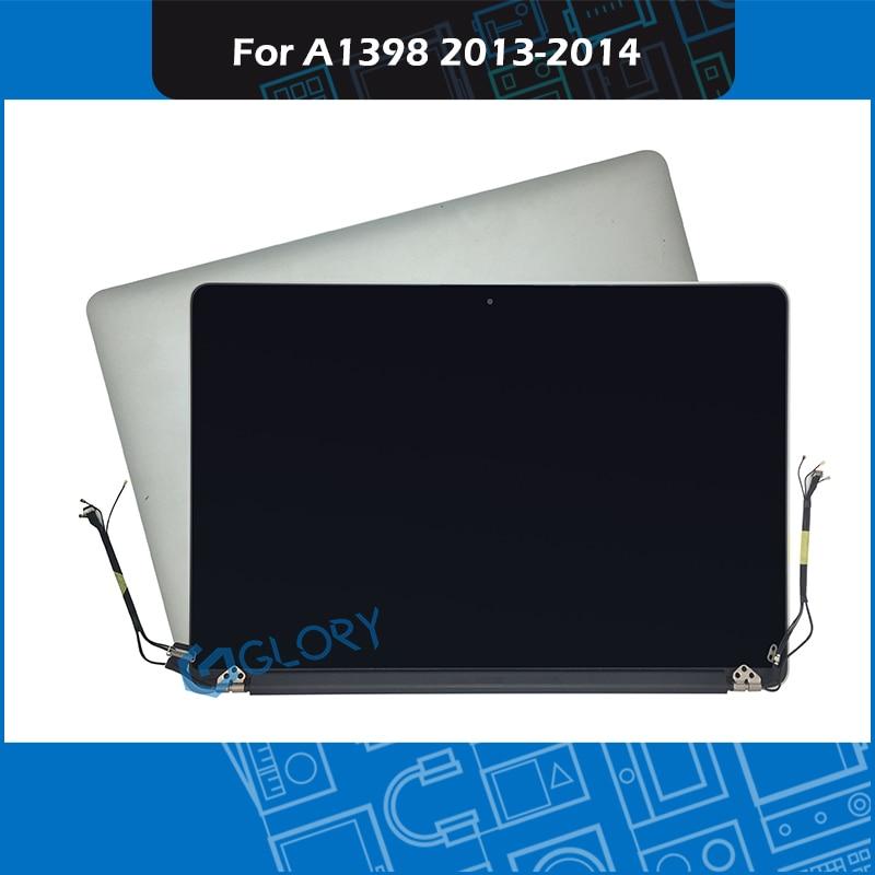 كمبيوتر محمول A1398 كامل شاشة LCD الجمعية 661-8310 لماك بوك برو الشبكية 15
