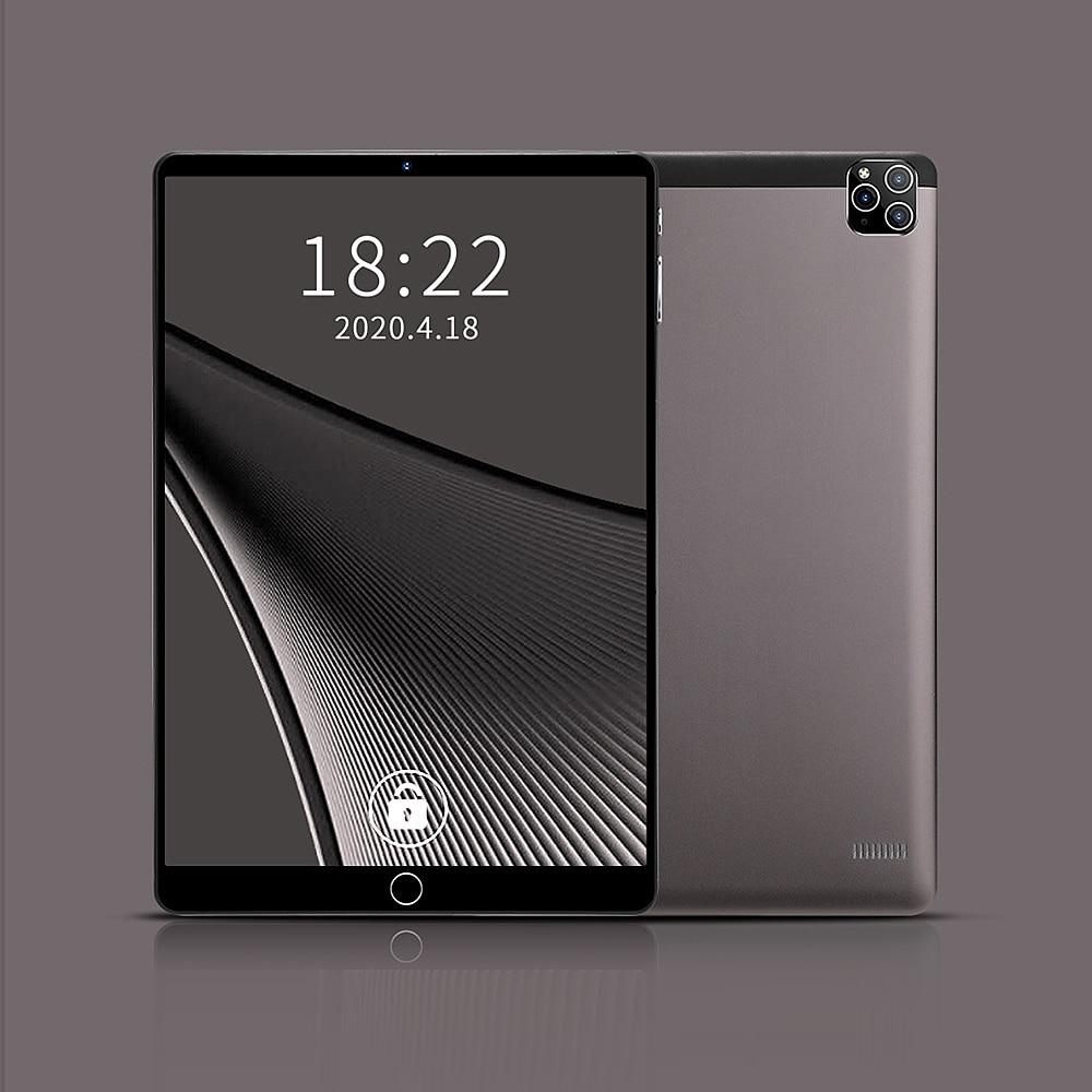 جهاز لوحي معدني مقاس 10.1 بوصة مع معالج ثماني النواة ، دقة 1280 × 800 ، ذاكرة 2 جيجا بايت 32 جيجا بايت ، كاميرا مزدوجة ، بطاقة SIM مزدوجة ، دعم المكالمات...