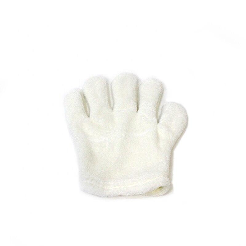 Новинка 2021, белые мягкие митенки из микрофибры, перчатки для мытья автомобиля, чистящие автомобильные детали