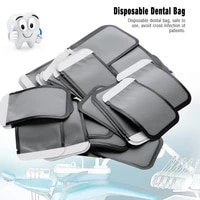 100pcs dental x ray film machine protective bags x ray film machine protection bag dental barrier envelopes consumables material