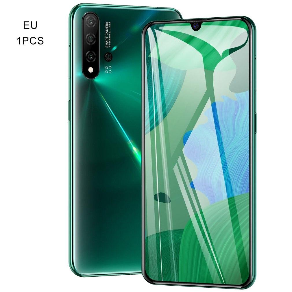 N5 PRO 6,3 pulgadas identificación facial teléfonos inteligentes Android 1 + 1 + 16G tarjeta Sim Dual Cámara teléfono Batería grande desbloqueado teléfono móvil