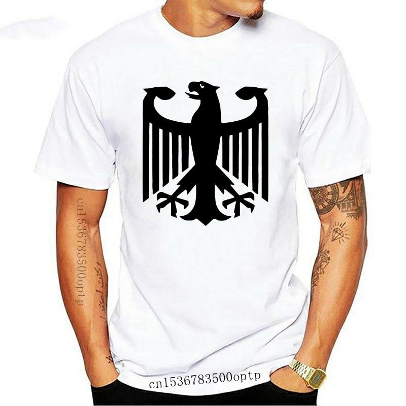 New German Eagle Oktoberfest T Shirt Bundesrepublik Deutschland Bundesadler Germany High Quality Casual Printing Tee Shirt