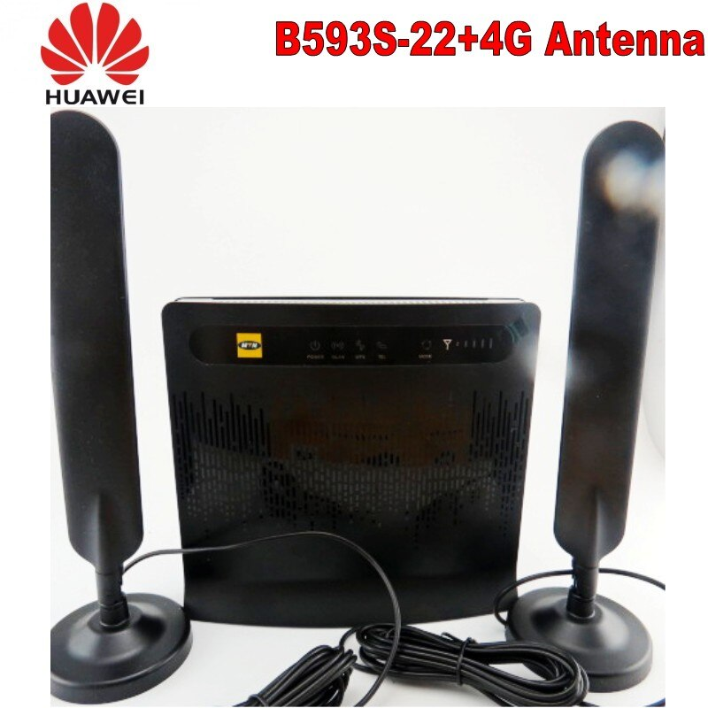 Беспроводной маршрутизатор Lte FDD 4g Huawei b593, vpn-huawei b593s-22 + 4G антенна