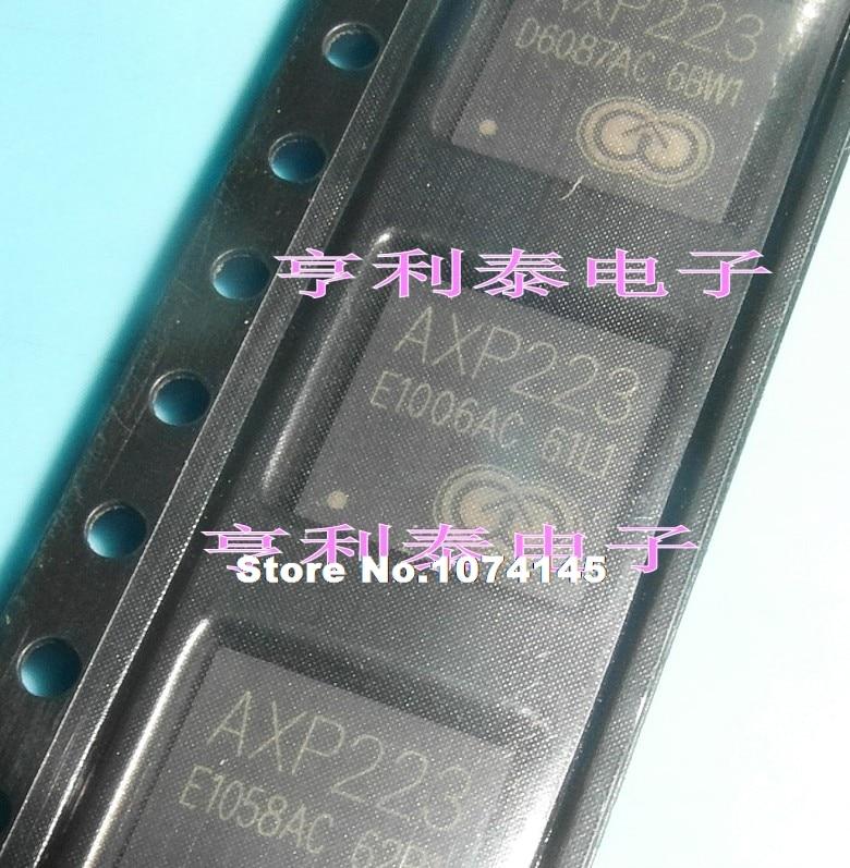 10 pçs/lote AXP223 QFN48 IC