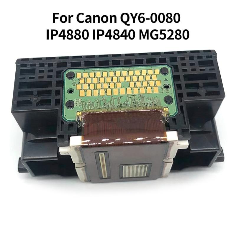 رأس الطباعة QY6-0080 الجديد لعام 4840/MG5280/ip4820/ix6520/ix6550 pro iP4850/MG5250/MX892/iX6550/MG5320/MG5350 رأس الطباعة