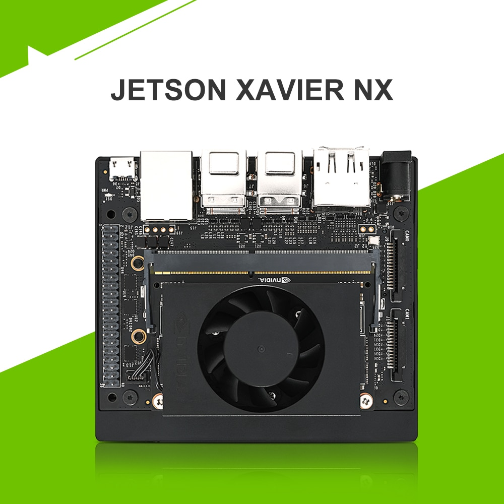 Jetson Xavier NX Developer Kit  AI supercomputer suitable for embedded systems and edge systems
