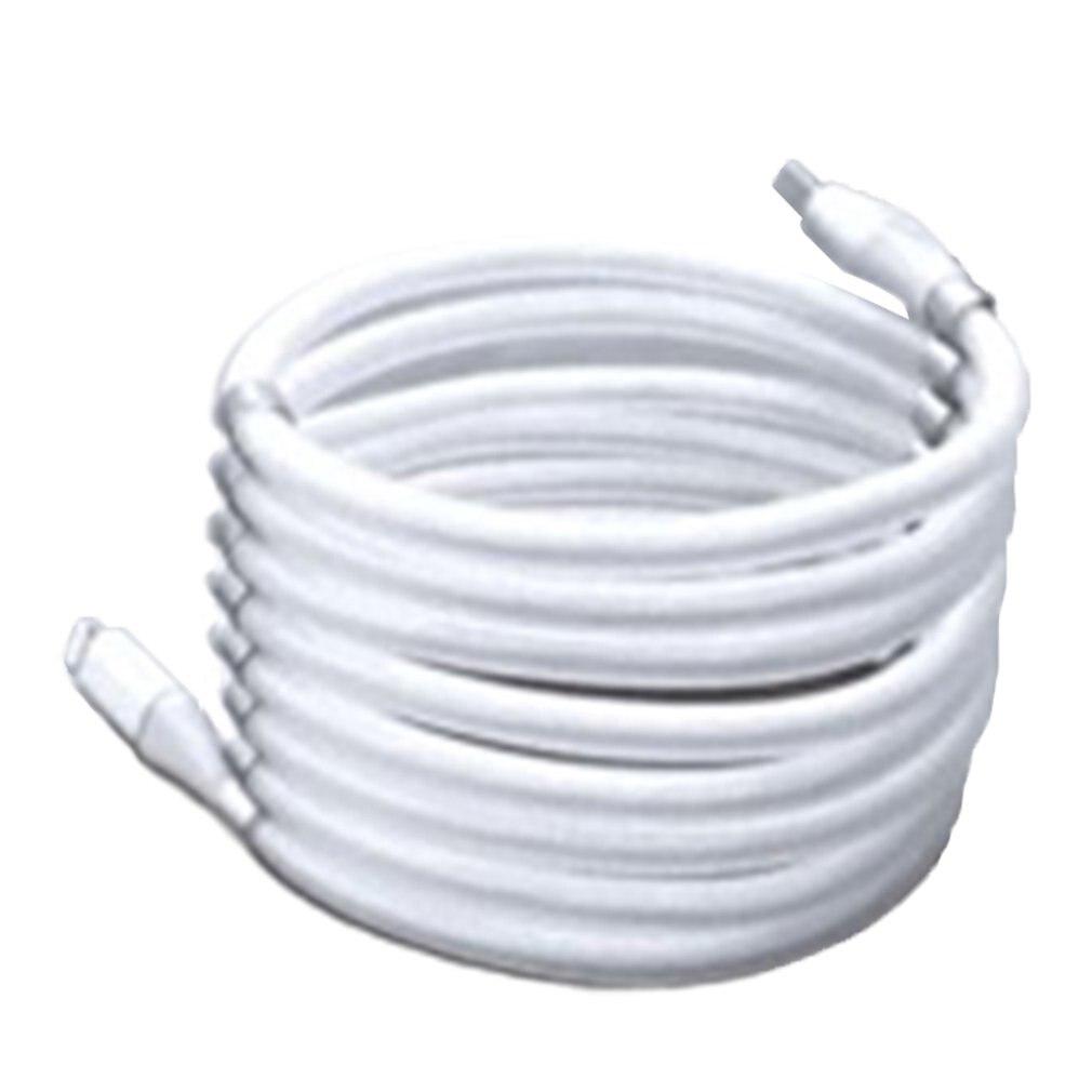 Absorción magnética USB de datos Cable cargador 360 grado magnético Cable de carga para iPhone para Android tipo C fácil almacenamiento