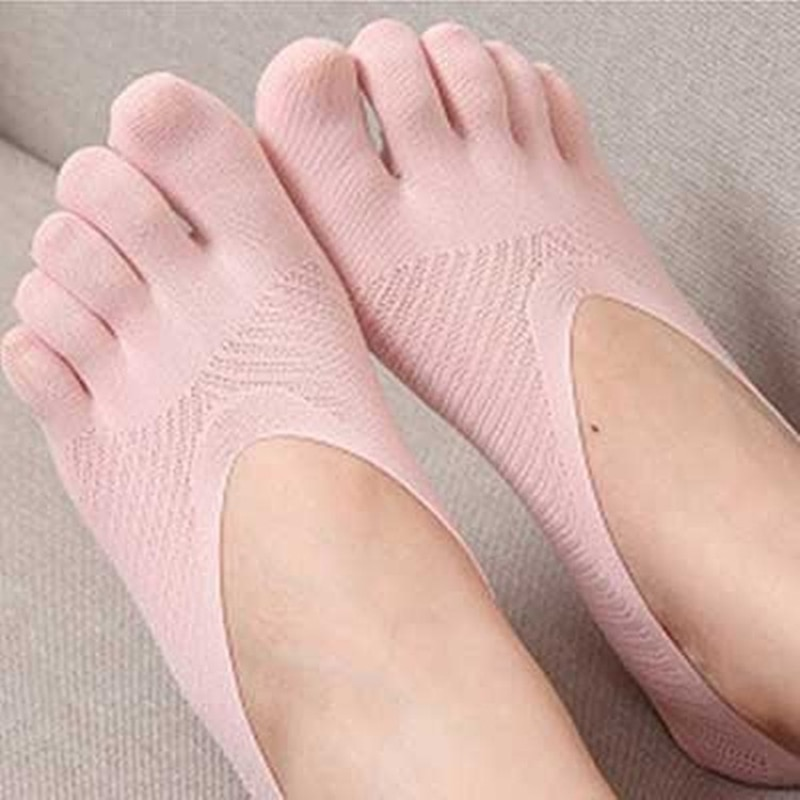 Japanese tabi Toe Socks Men Women Bamboo Fiber Deodorant Breathable socks with separate toes Kimono Flip Flop socks
