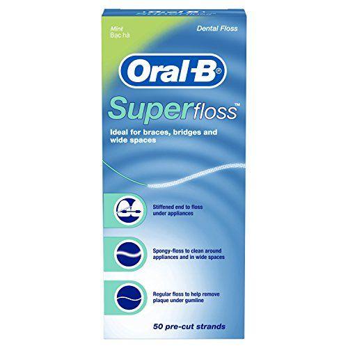 Oral B Hilo Dental - 50 unidades