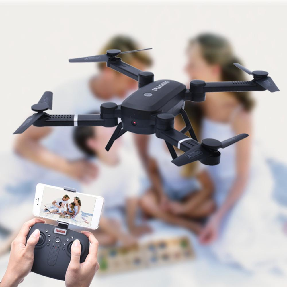RC Quadcopter Fixed Height Remote Control Collapsible Aerial Drone Equipped With 30W HD Wi-Fi Camera Child Boy And Girl RC Toy enlarge