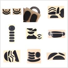 1 Set Maus Füße Skates Pads Für Logitech G303/ G302/G402/MX Master 2 S/G Pro/g500/G500s/ G900 Drahtlose Maus