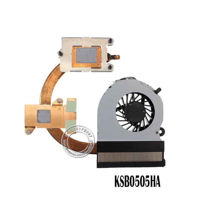 New original heatsink and FAN for Toshiba L730 Thermal Module