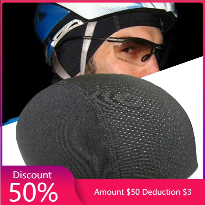 Casco мотоциклетный шлем, внутренняя шапка для мотоциклетного шлема, крутая шапка Max, сухая дышащая шапка, гоночная шапка под шапку, аксессуары...